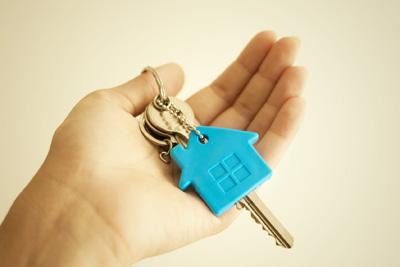 new house key