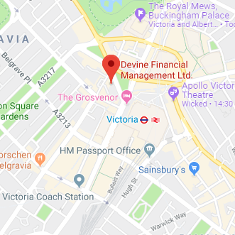 Victoria SW1 IFA Devine Financial